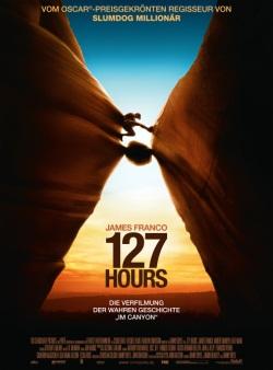 127 Stunden - Poster