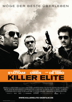 Killer Elite - Poster