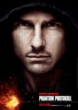 Mission:Impossible - Phantom Protokoll - Poster