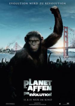 Planer er Affen - PRevolution - Filmposter