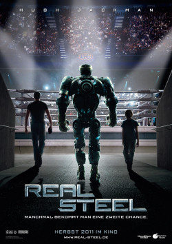 Real Steel - Filmposter