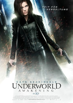 Underworld: Awakening - Filmposter